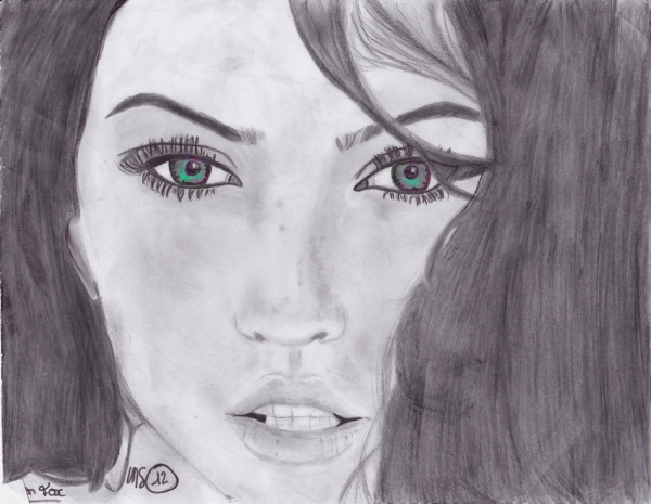 Megan Fox by Gaux